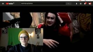 Ларин реакция MORGENSHTERN - Дисс на МС ХОВАНСКОГО (го на версус лох)