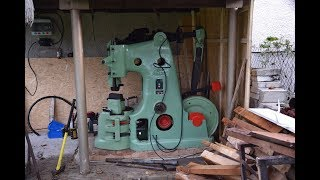 58 Years Old Powerhammer Restoration