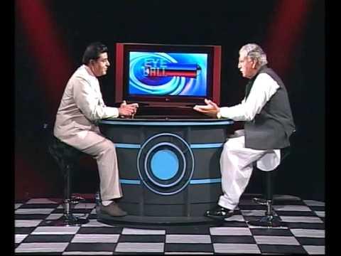 PTV News: Eyeball2Eyeball with Anwar Saifullah Khan (Host: Shiraz Paracha)