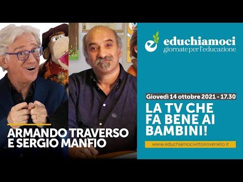 TRAVERSO e MANFIO, la TV che fa bene ai bambini! /...