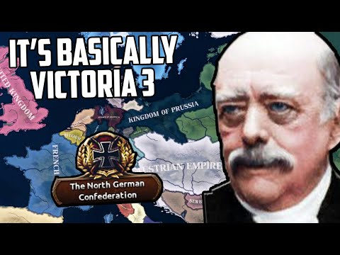 The HOI4 Mod End Of A New Beginning Is FINALLY OUT