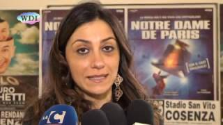 "Cosenza: Comune, presentato musical ""Notre Dame de Paris"""