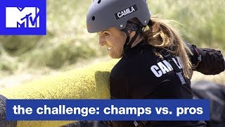 'May the Strongest Woman Win' Official Sneak Peek | The Challenge: Champs vs. Pros | MTV