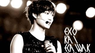 [AUDIO] 120119 EXO Kai - Hawak Kamay cut @ DKFC