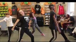 Finna Get Loose - Diddy | Dance 411 Kids Company