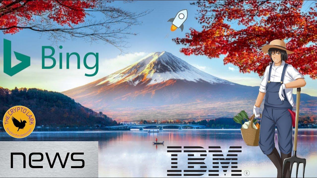 ibm cryptocurrency news