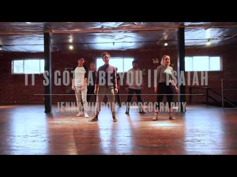 It's Gotta Be You - Isaiah || Jenny Windom Choreography