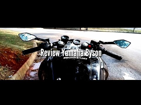 Review-Modifikasi Yamaha Byson   Custom Dana 3 Jutaan   Motovlog Vixion 150   Raahmanrifki