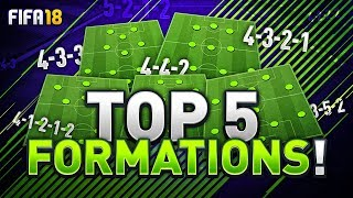 Video BEST FORMATIONS ON FIFA 18 + INSTRUCTIONS!! download MP3, 3GP, MP4, WEBM, AVI, FLV Juni 2018