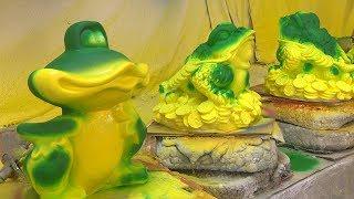 Волгоградский производитель садовых скульптур планирует выход на европейский рынок