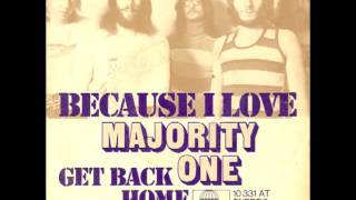 Majority One - Because I Love