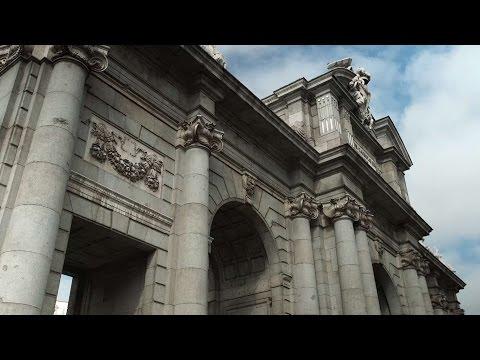 La puerta de Alcalá, la más famosa de Madrid
