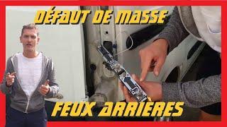 """""""TUTO"""" Défaut De Masse / Sapin De Noel..."""