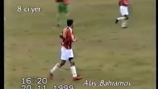 Best 10 goals of Azerbaijan Premier League, 1999/00 season