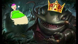 The Adventures of the Vore King