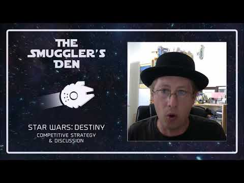 The Smugglers Den - A Star Wars Destiny Podcast - Ep. 43