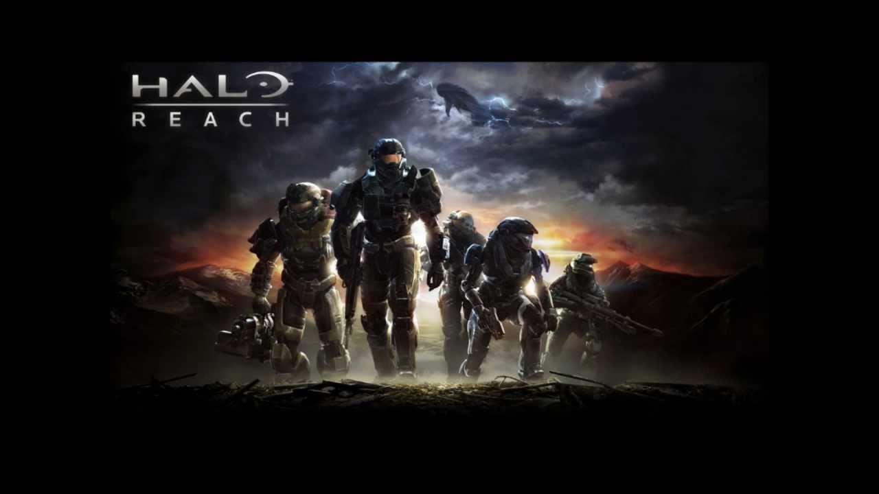 Halo Reach Main Theme / Intro Music - YouTube