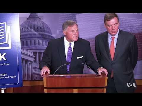 US Senate Panel Provides Update on Russia Probe