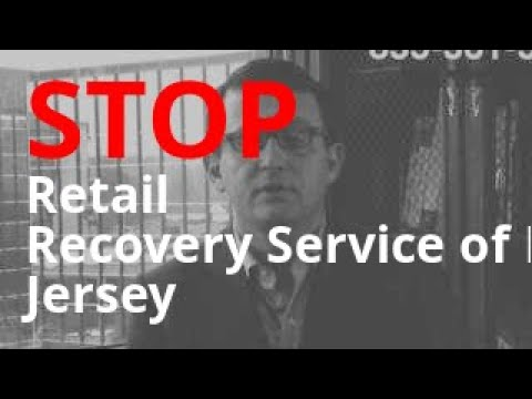 Retail Recovery Service of New Jersey Calling? | Debt Abuse + Harassment Lawyer