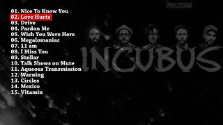 Incubus The Best Playlist Greatest Hits - mp3 مزماركو تحميل اغانى