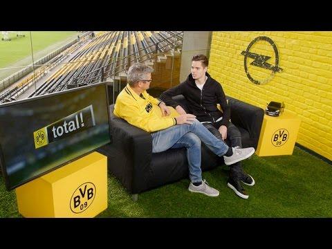 Das BVB total!-Feiertagsmagazin: Nobby trifft Julian Weigl | Werder Bremen - BVB