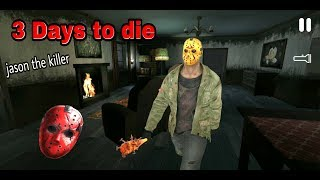 Di culik jason - 3 days to die horror escape Full gameplay