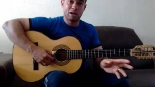 Afinando a Viola em Cebolão em Mi - (E) - Vídeo-Aula - Gustavo Gomes Viola