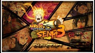 Naruto Senki | Mod Ultimate Ninja Senki 3 °Beta Test