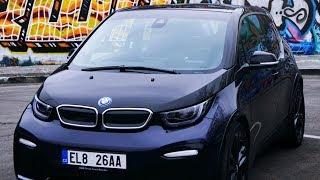BMW i3 - PROČ HO VE MĚSTĚ BUDETE MILOVAT?  [4K]