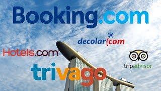 Кешбэк на сервисах типа Booking.com ? | ЭТО ЛЕГКО