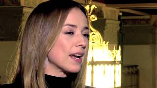 Actress Karine Vanasse speaks about her new role in CTV's Cardinal