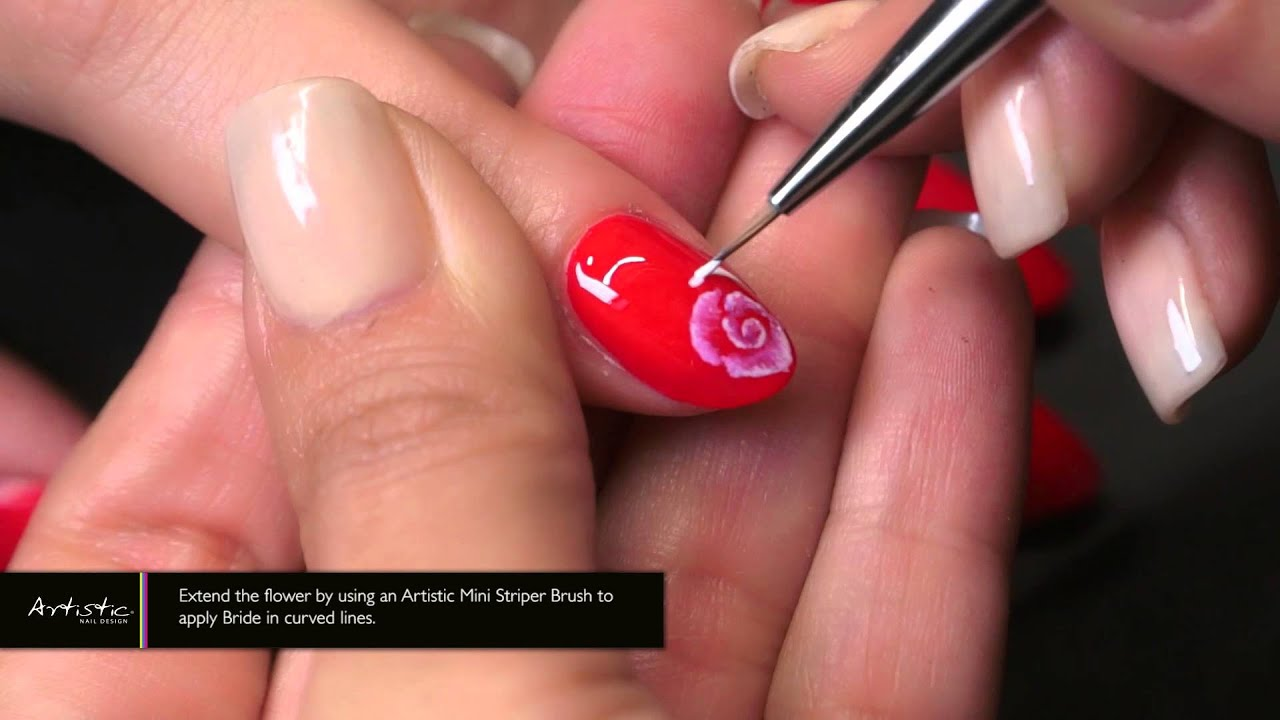 Beauty nails - Magazine cover