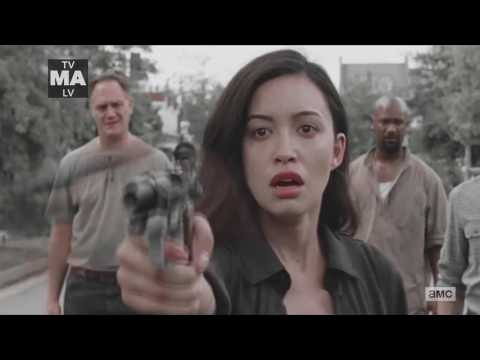 Jasper + Rosita | Give Me A Reason [AAH]