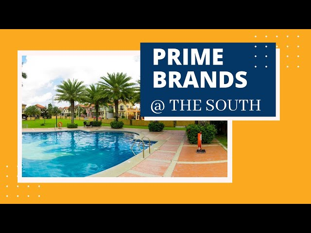 Prime Brands of the South! Crownasia & Brittany