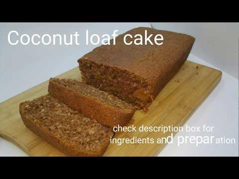 Coconut loaf cake (33)