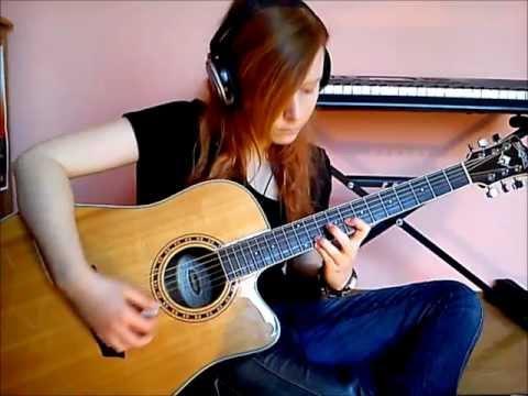 Paramore - Decode (guitar cover)