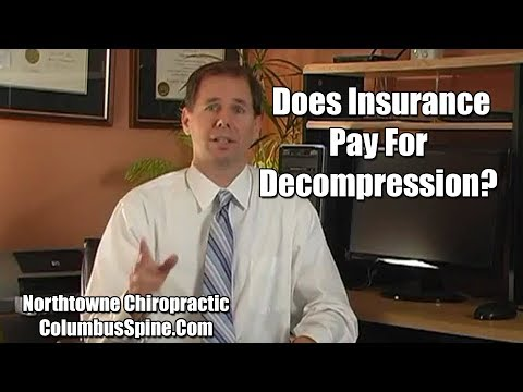 Columbus: Spinal decompression covered by workers compensation, insurance, auto accident claims
