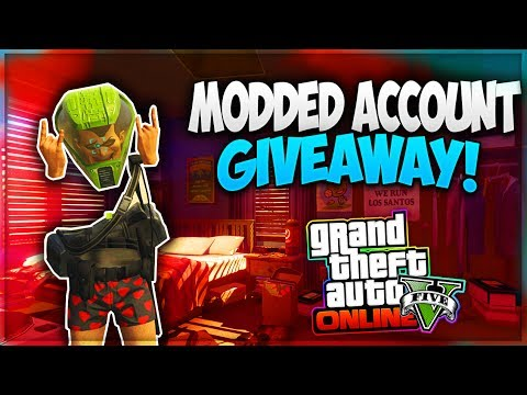 GTA 5 INSANE $8,000,000,000  MODDED ACCOUNT GIVEAWAY MAX LEVEL EVERYTHING UNLOCKED! PS4 - STEPS TO ENTER THE 10X MODDED ACCOUNT GIVEAWAY: