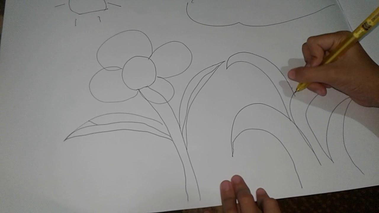 belajar menggambar 122 iwan #1