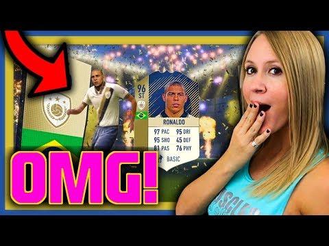 I GOT PRIME 96 RONALDO!! FIFA 18