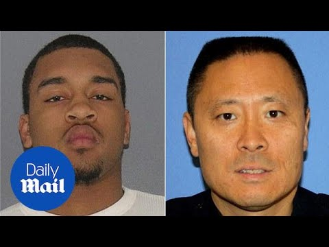 Cop killer makes fake 911 to lure officers to shoot-out - Daily Mail