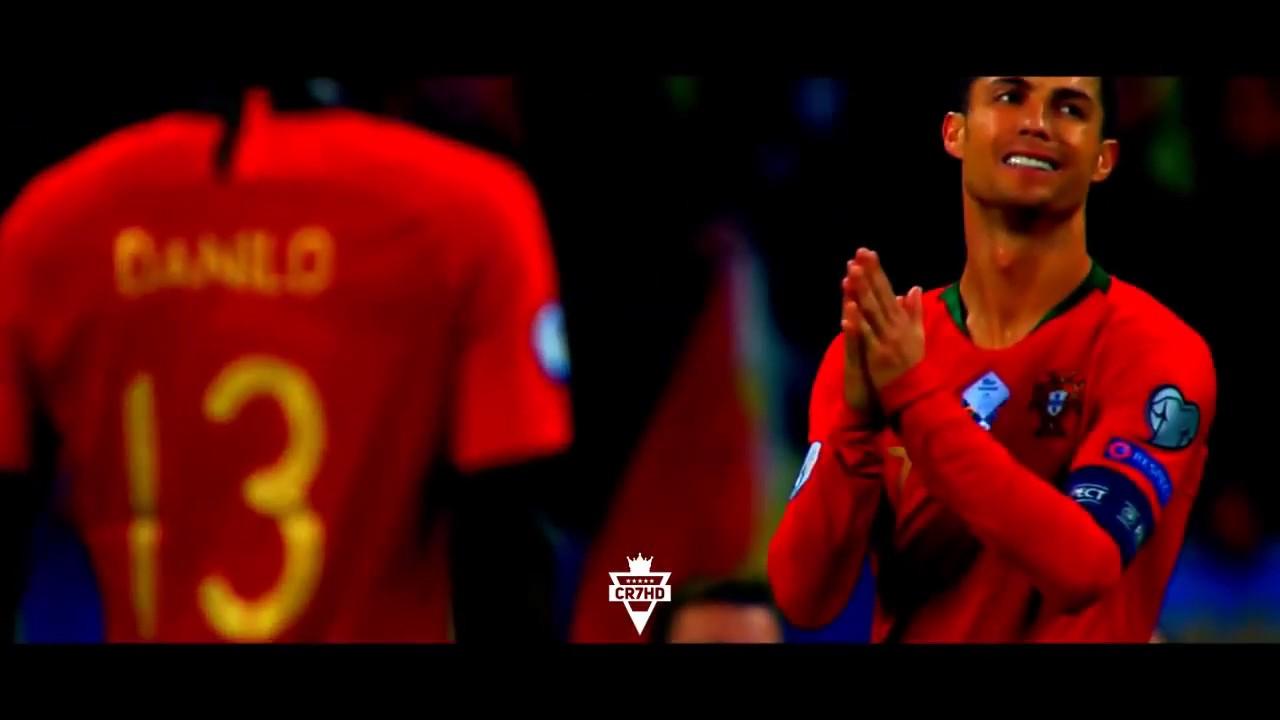 Cristiano Ronaldo ● Anymore 201920 Magic Skills Show HD