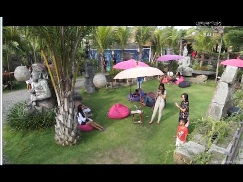 Panorama antv Bali : Selfie di Big Corner, Museum Le Mayeur, Wisata Nusa Penida.