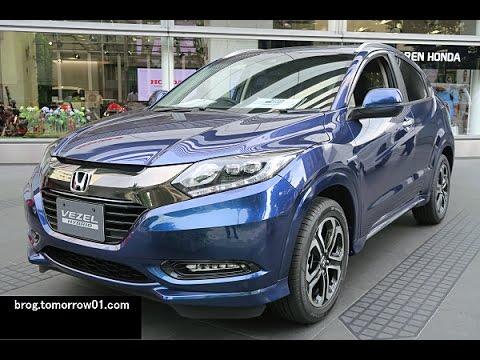 "Honda Vezel Hybrid Z ""Honda SENSING"" - YouTube"