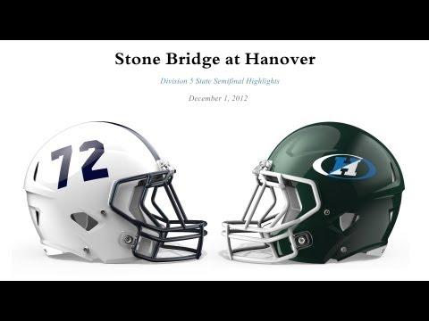 Stone Bridge at Hanover  Dec-1-2012 Semifinal Playoff Highlights
