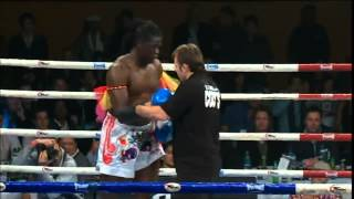 Antz Nansen vs Faisal Zakaria - King in the Ring MAX72