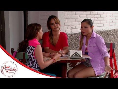 Esther celosa de Jenny   Más vale ser envidiada...   Como dice el dicho