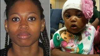 Mom charged in baby