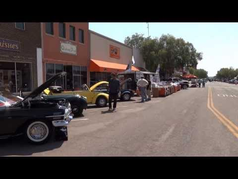 Downtown Stillwater Oklahoma Car & Bike Show
