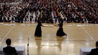Keiko-Ho with Bokuto All Japan Boys and girls BUDO(KENDO)RENSEI TAIKAI on 23rd July 2017